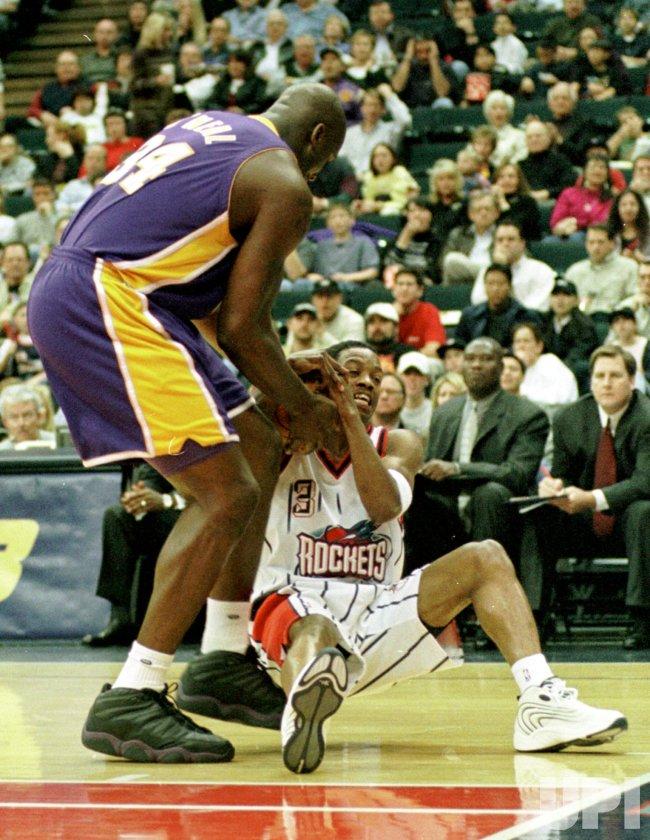 Rockets-Lakers in Houston