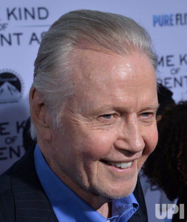 "Jon Voight attends the ""Same Kind of Different as Me"" premiere in Los Angeles"