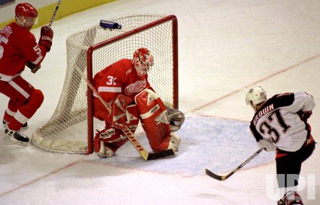 Buffalo Sabres vs Detroit Red Wings
