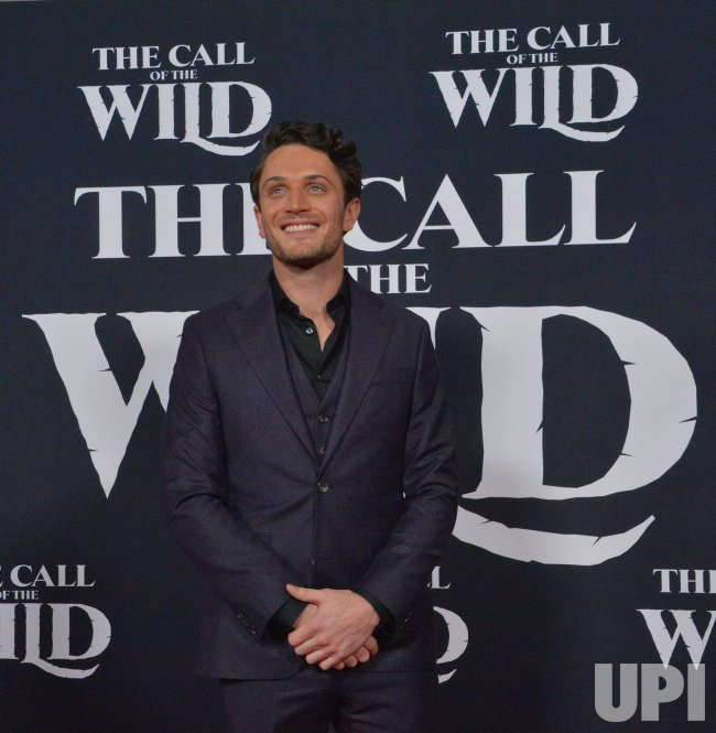 "Colin Woodell attends ""The Call of the Wild"" premiere in Los Angeles"