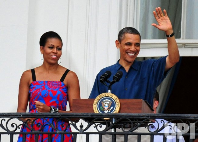President Obama delivers remarks at the White House