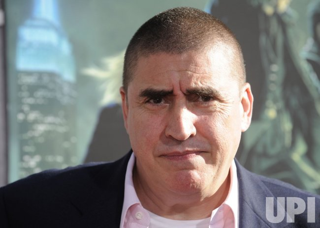 "Cast member Alfred Molina attends a benefit screening of the film ""The Sorcerer's Apprentice"" in Burbank, California"