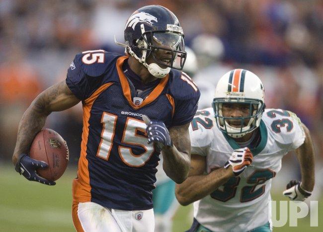 7c7bc594871 NFL Denver Broncos host Miami Dolphins - UPI.com