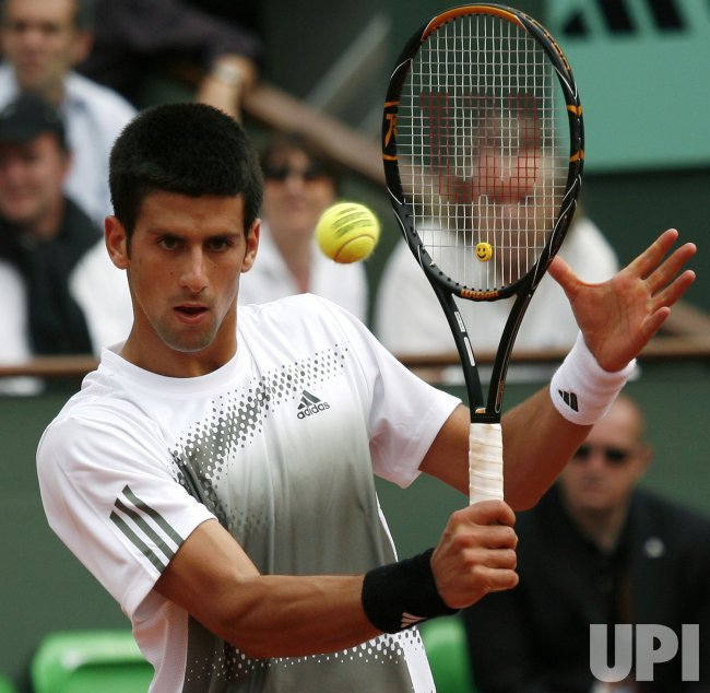 French Tennis Open in Paris