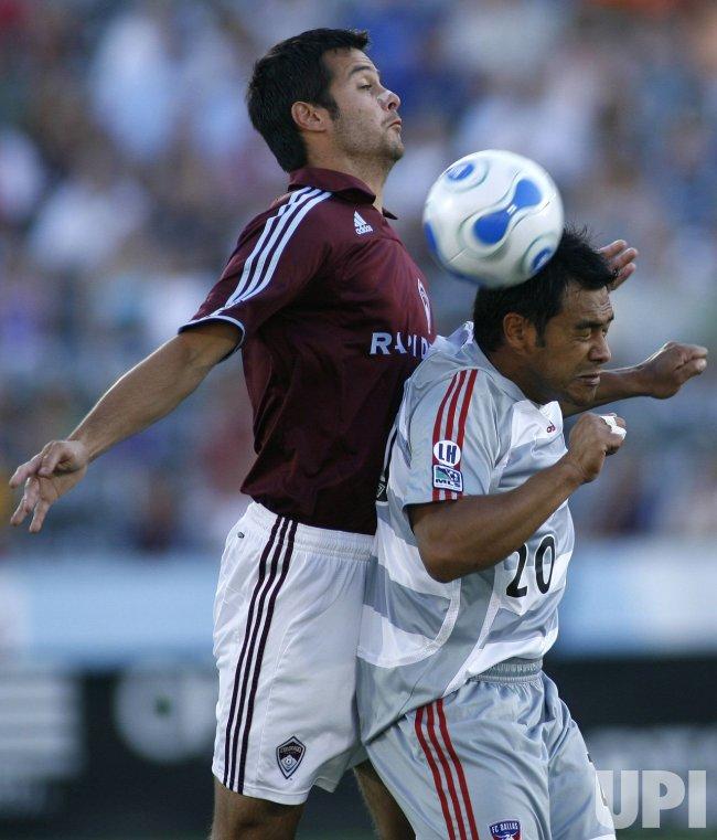 Shooting In Commerce City Colorado: MLS FC DALLAS VS COLORADO RAPIDS