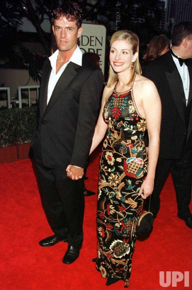 Julia Roberts and Rupert Everett