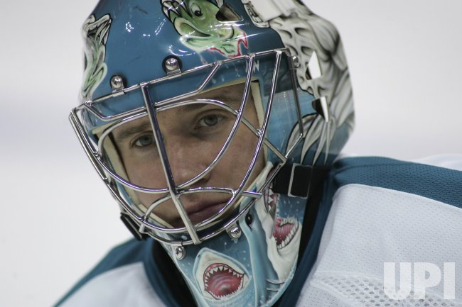 NHL SAN JOSE SHARKS VS COLORADO AVALANCHE
