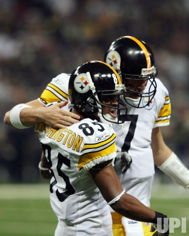 Pittsburgh Steelers vs St. Louis Rams