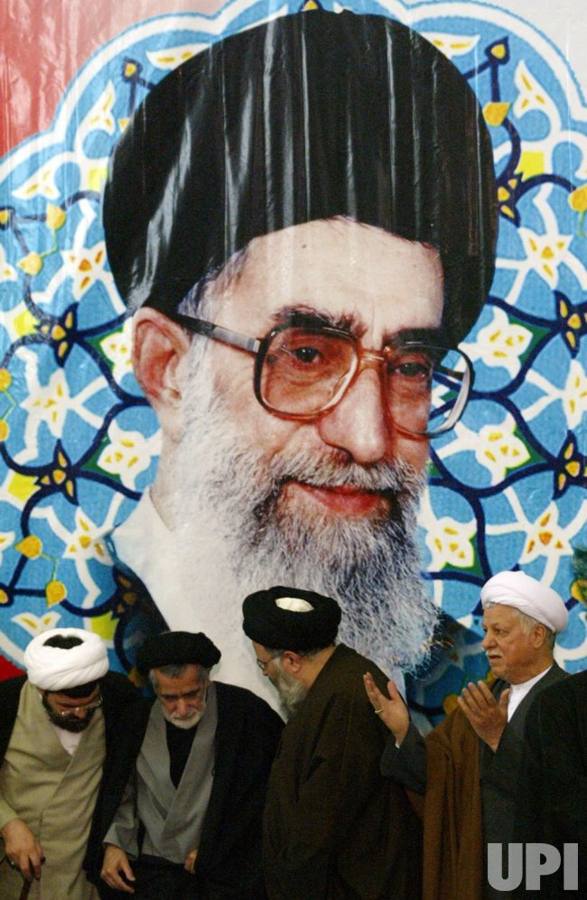 THE 27TH ANNIVERSARY OF IMAM KHOMEINI INTERING TO IRAN