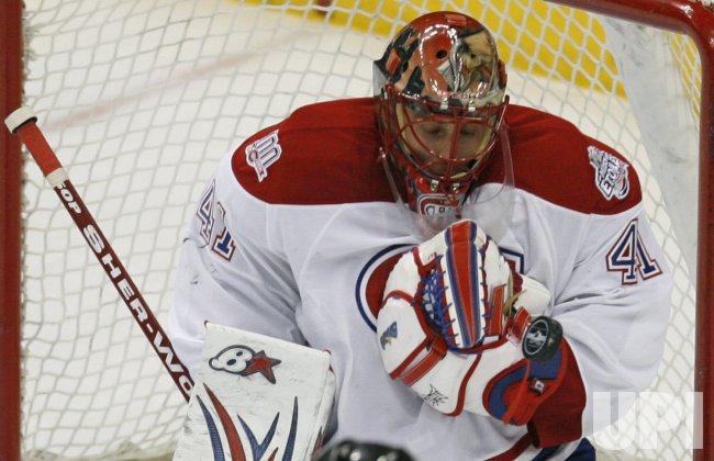 Montreal Canadiens vs Colorado Avalanche in Denver, Colorado