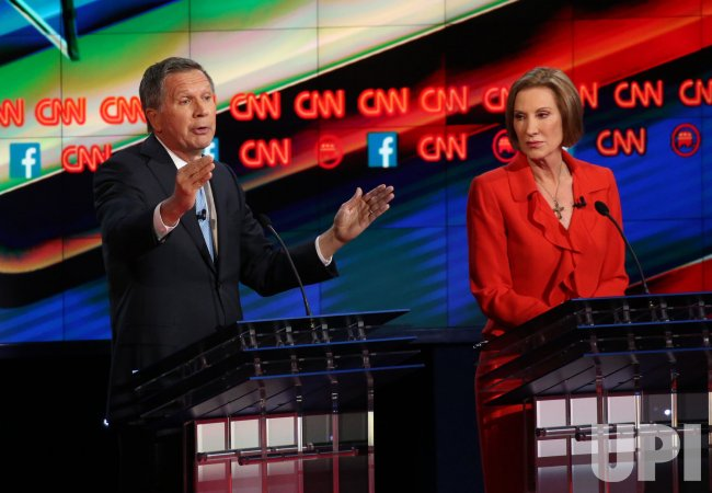 Republicans trade punches on national security during debate held in Las Vegas
