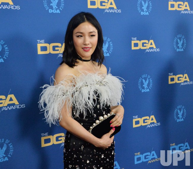 Constance Wu attends DGA Awards in Los Angeles - UPI com