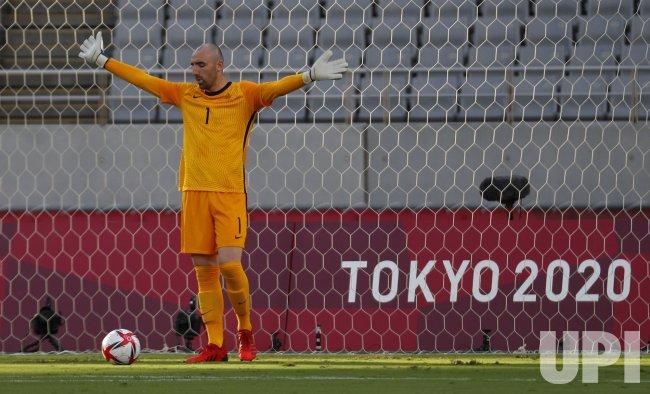 France vs Mexico Men's Football at Tokyo Olympics - UPI.com