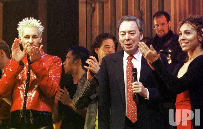 Lord Webber salutes Broadway production of Jesus Christ Superstar