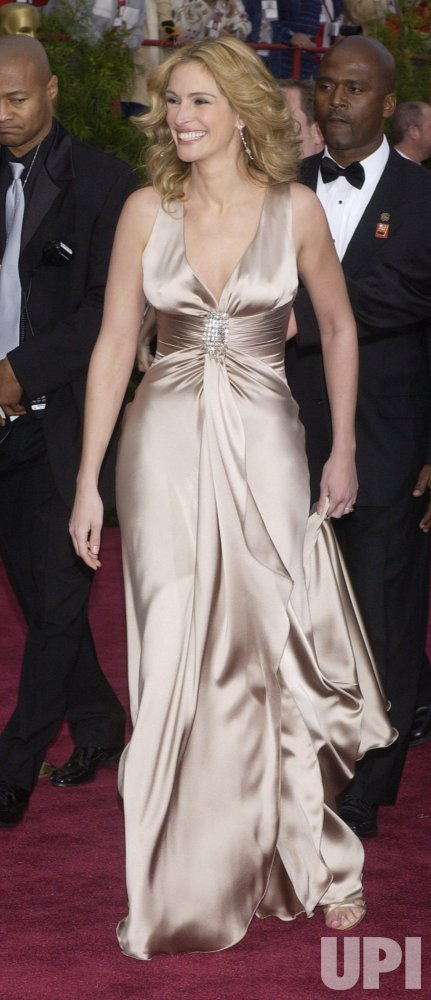 ACTRESS JULIA ROBERTS ARRIVES FOR 76TH ACADEMY AWARDS