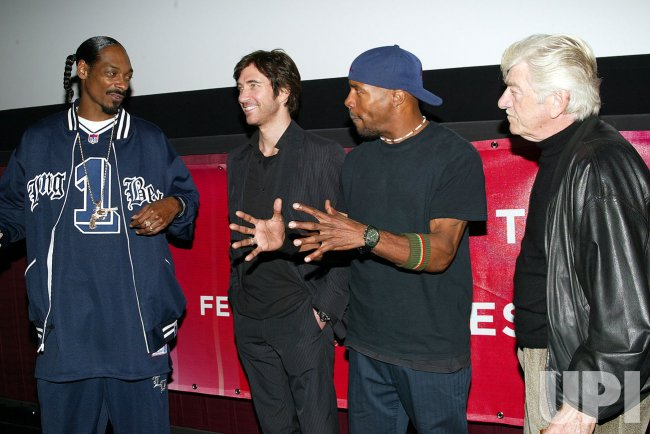 "TRIBECA FILM FESTIVAL PRESS CONFERENCE FOR ""THE TENANT"""