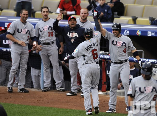 Japan vs. USA in World Baseball Classic semifinal