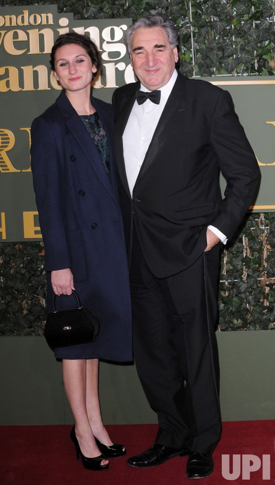 """Jim Carter attends the """"Evening Standard Theatre Awards"""" in London"""