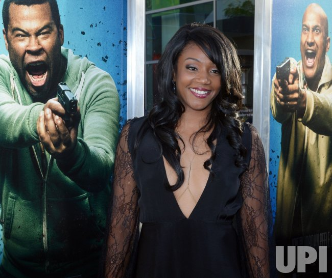 Tiffany Haddish Attends The Keanu Premiere In Los Angeles