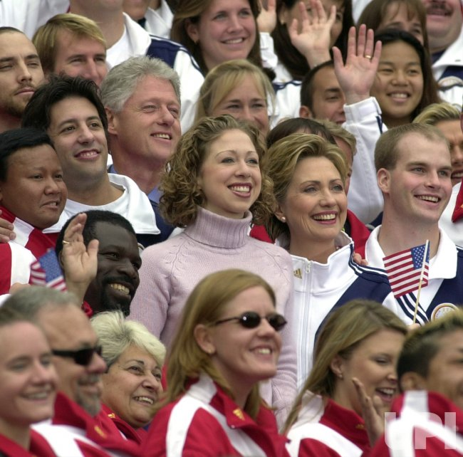President Bill Clinton honors Olympic and Paralympic athletes