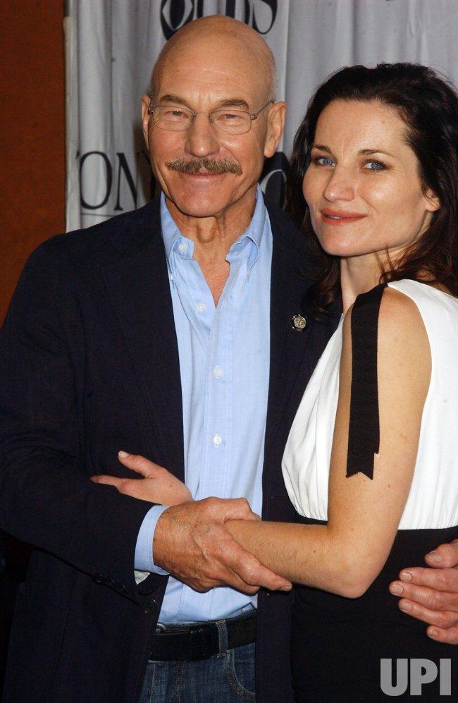 2008 Tony Award nominees luncheon in New York