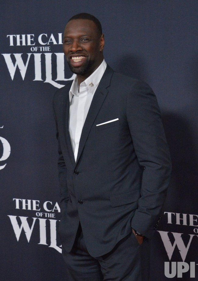 """Omar Sy attends """"The Call of the Wild"""" premiere in Los Angeles"""