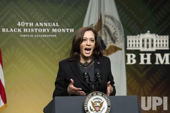 VP Harris Remarks at 40th Annual Black History Month Virtual Celebration