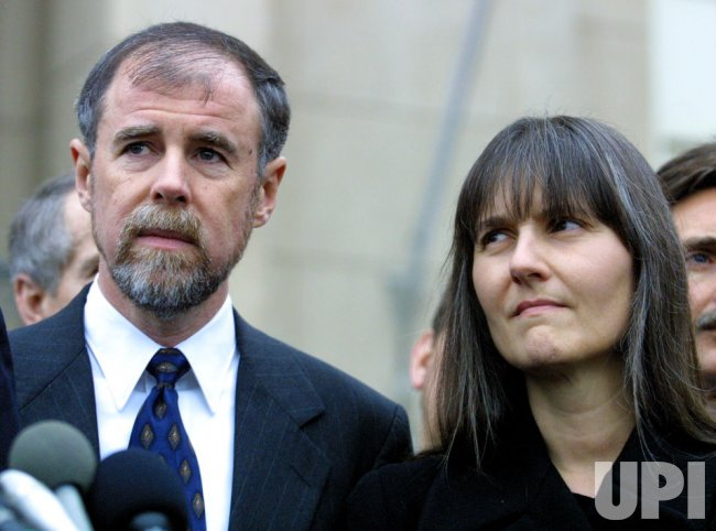 The parents of John Walker Lindh speak to reporters