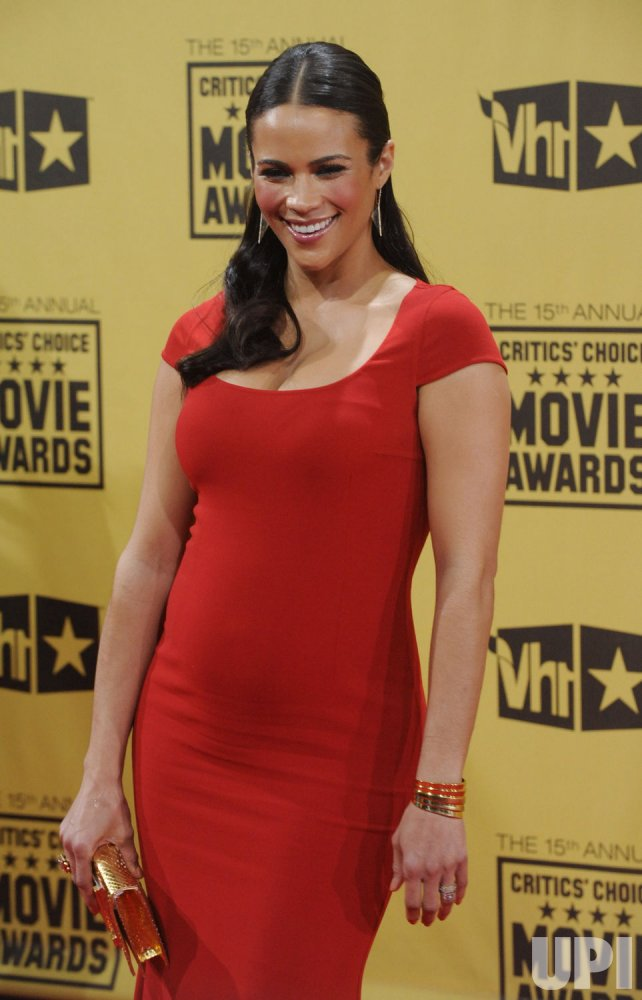 Paula Patton attends the 15th annual Critics' Choice Movie Awards in Los Angeles