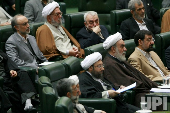 Parliament day in Tehran