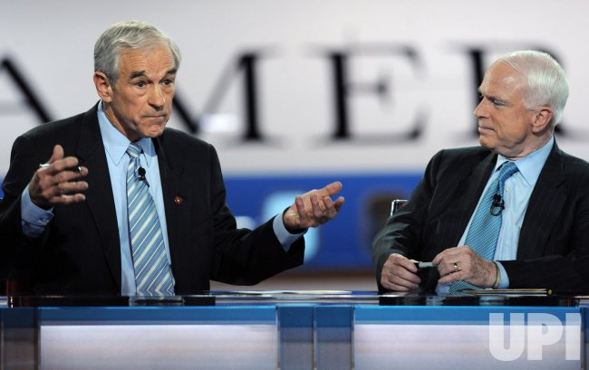 CNN/Los Angeles Times Republican debate in Simi Valley, California
