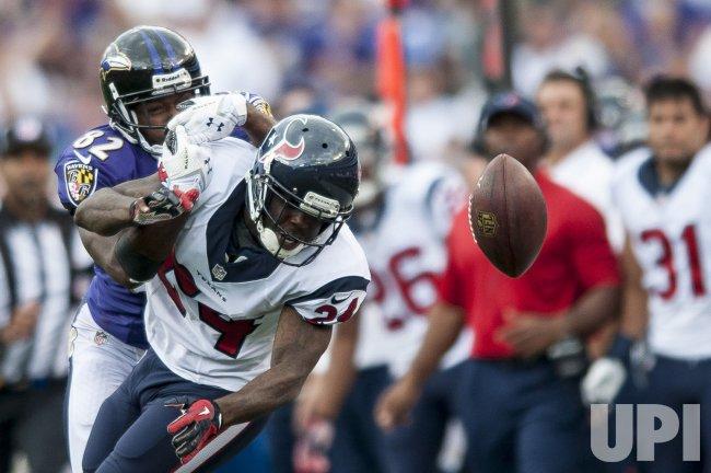 Houston Texans vs Baltimore Ravens