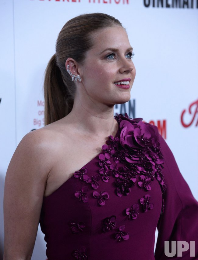 Amy Adams honored at 31st annual American Cinematheque Awards gala in Beverly hills