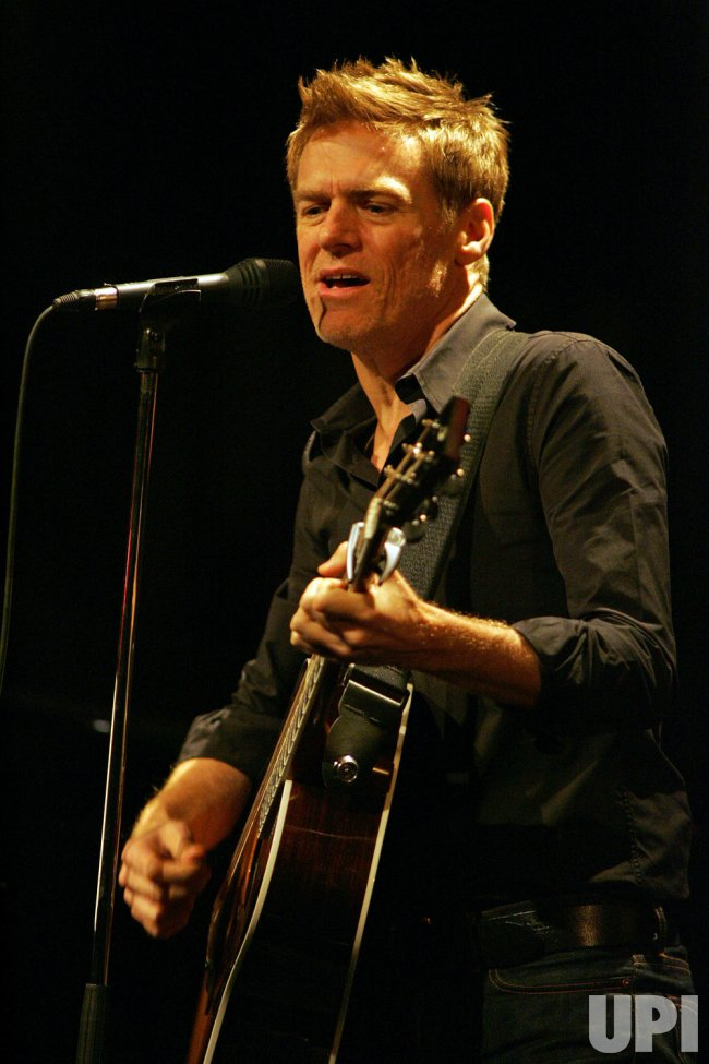 Bryan Adams performs in concert in Ft Lauderdale, Florida