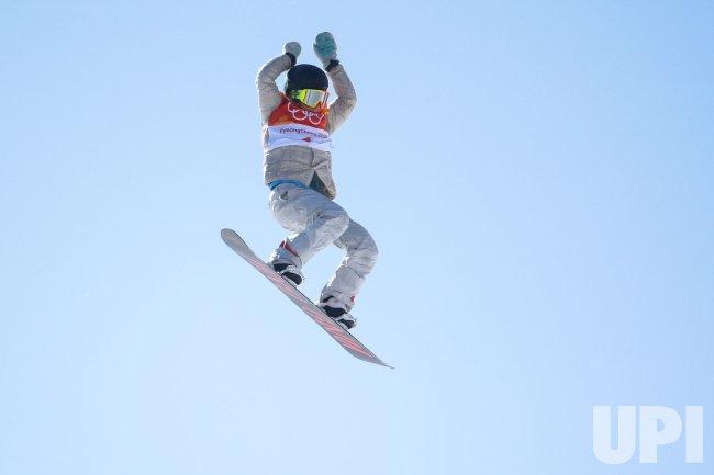 Ladies' slopestyle finals at Pyeongchang 2018 Winter ...