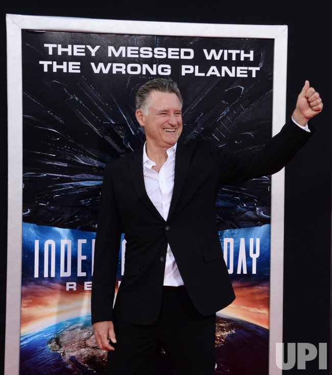 "Bill Pullman attends the ""Independence Day: Resurgence"" premiere in Los Angeles"