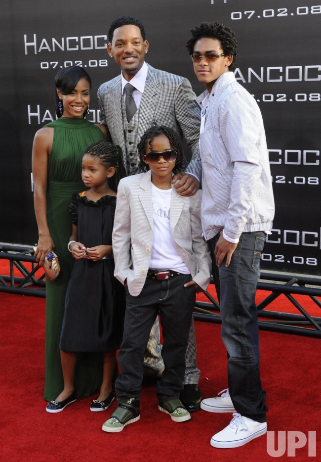"""Hancock"" premieres in Los Angeles"