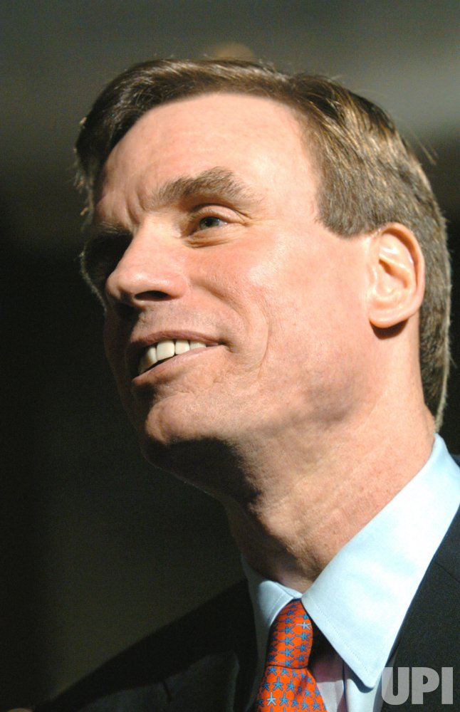 VIRGINIA GOVERNOR MARK WARNER