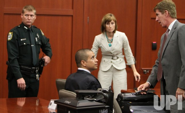 Zimmerman Bail Hearing in Sanford, Florida
