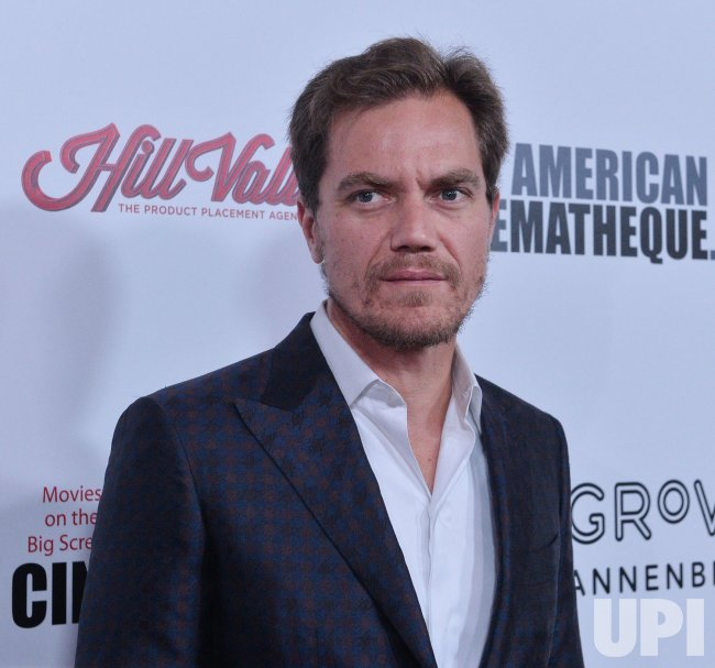Michael Shannon attends the 31st annual American Cinematheque Awards gala in Beverly hills