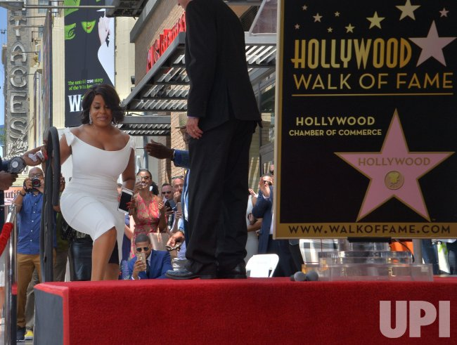 6a3d2fca Niecy Nash is honored with a star on the Hollywood Walk of fame ine Los  Angeles