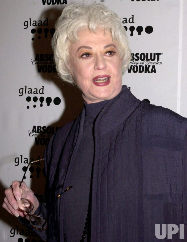 Bea Arthur attends the 13th Annual Glaad Media Awards