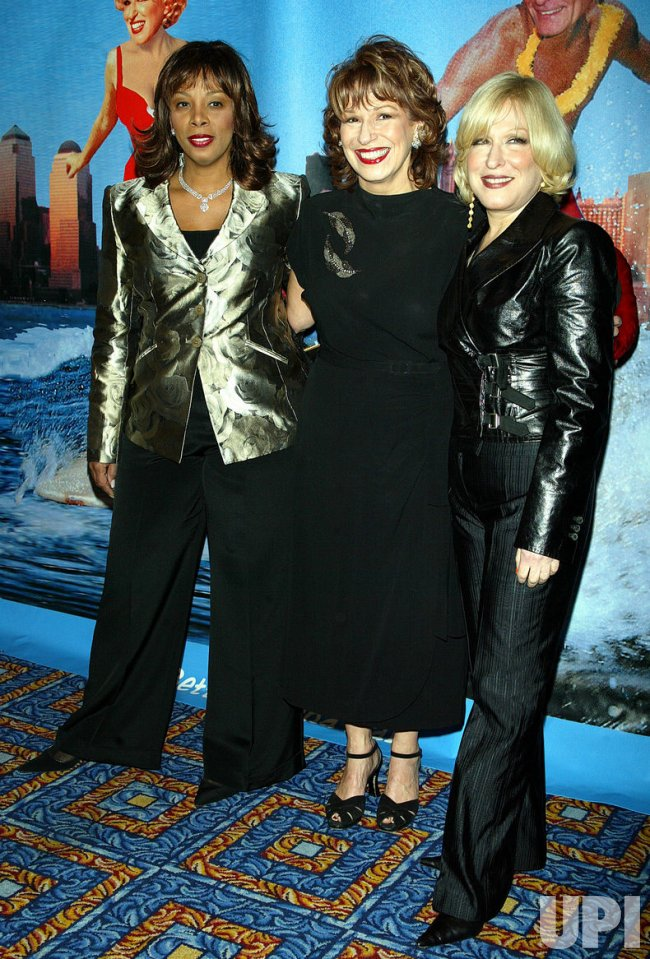 """BETTE MIDLER'S SIXTH ANNUAL"""" HULAWEEN"""" BALL"""