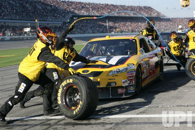 NASCAR Gatorade Duel 2 qualifying race in Daytona