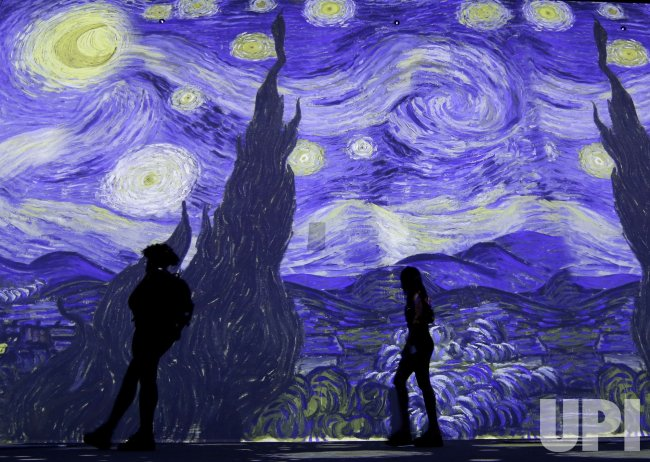 Van Gogh: The Immersive Experience in New York