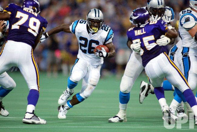 Carolina Panthers at Minnesota Vikings