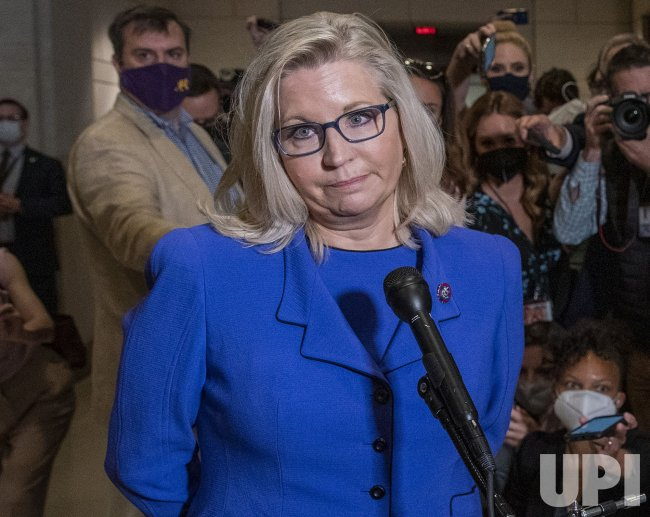 House Republicans Voted To Remove Liz Cheney as Conference Chair