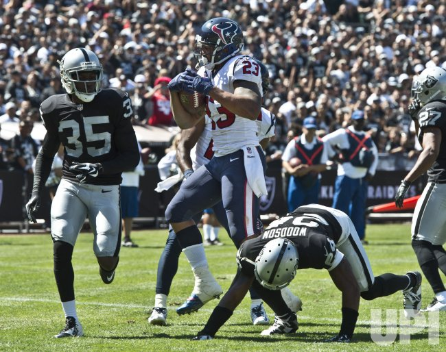 Galerry Houston Texans Vs Oakland Raiders Bold Predictions For Week 11 Of
