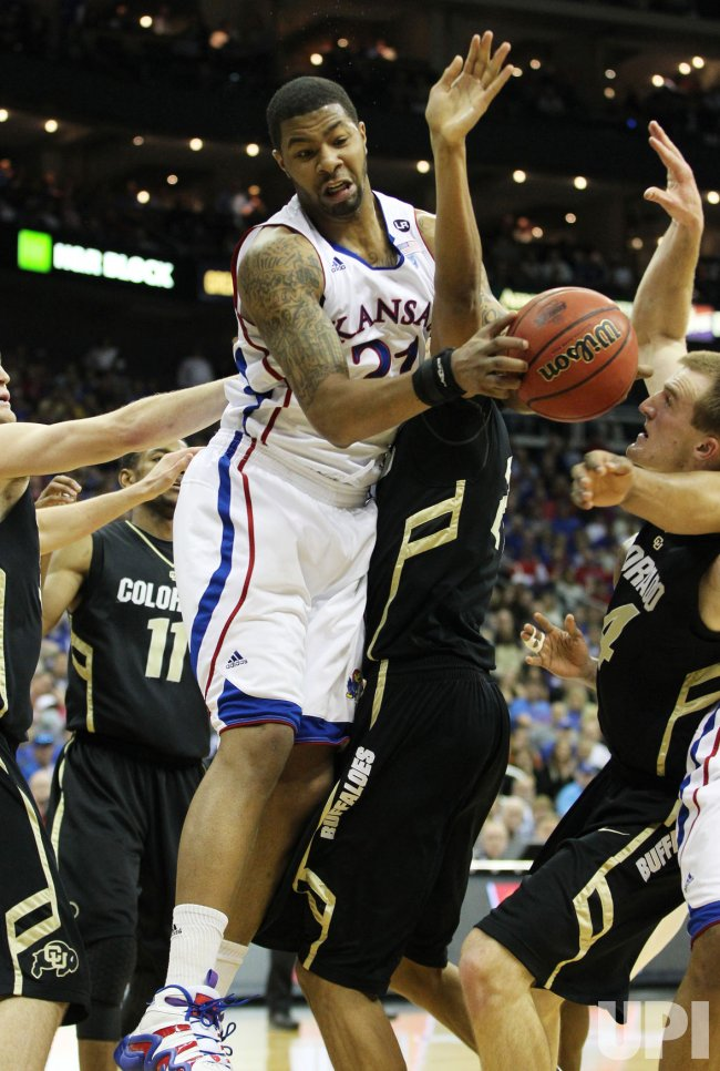 Kansas Jayhawks vs Colorado Buffaloes