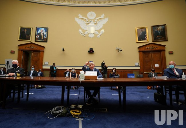 House Hearing on National COVID Containment Plan